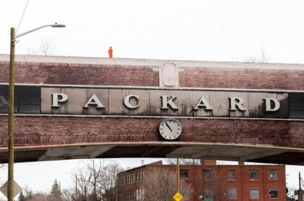 Regular tours of Detroit's Packard Plant begin next week
