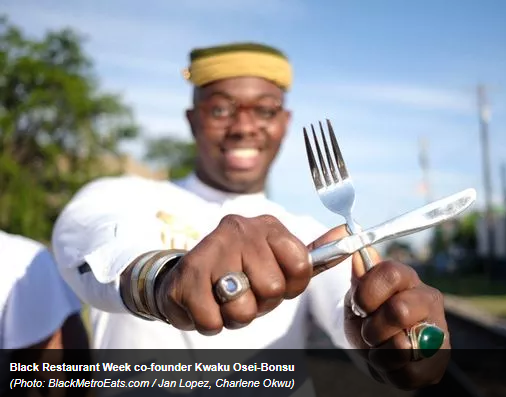 Detroit's Black Restaurant Week aims to promote black-owned businesses