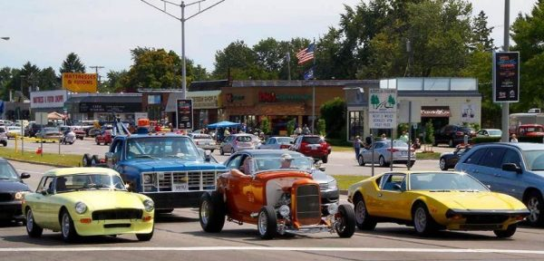 2017 Woodward Dream Cruise: Tips and tricks from us locals – Autoblog