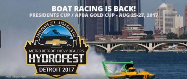 Sinking hydroplane racing seeks to restore roar