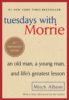 Mitch Albom talks to Oprah about 20 years of life after 'Morrie'