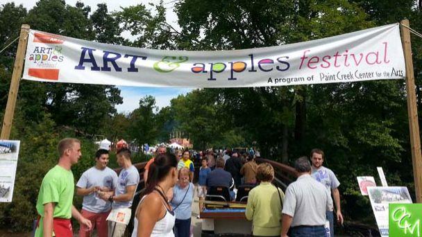 Art & Apples Festival® – Paint Creek Center for the Arts
