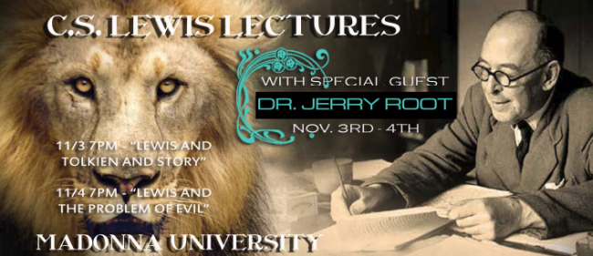 """Further Up And Further In"" – C.S. Lewis Conference – NOV 3-4"