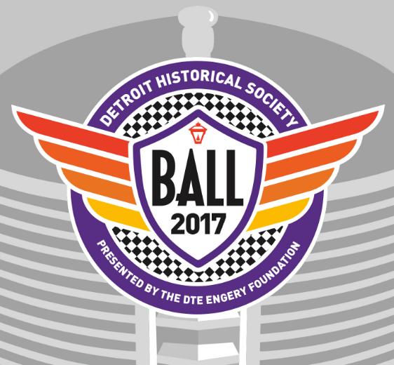"""DETROIT HISTORICAL SOCIETY DEBUTS """"MOVING FORWARD AWARD"""" AT 2017 SOCIETY BALL"""