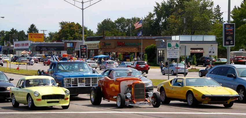 2017 Woodward Dream Cruise: Tips and tricks from us locals - Autoblog - LookUp Detroit